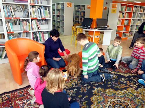 Jak Tu Nie Kochać Psa Cała Polska Czyta Dzieciom